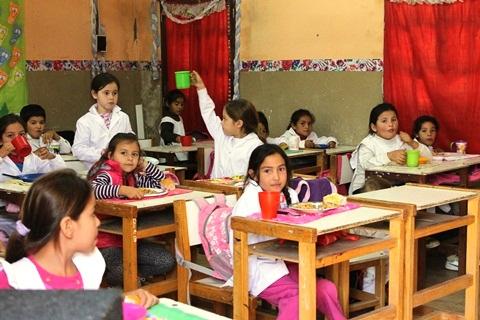 Educaci n pag otra cuota atrasada de comedores escolares for Comedores escolares caba