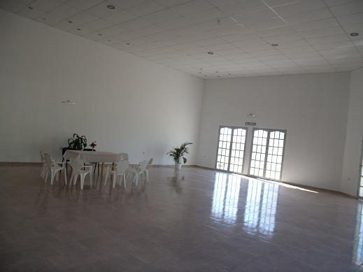 Se habilit el sal n de usos m ltiples de la cooperativa for Salon de usos multiples programa arquitectonico